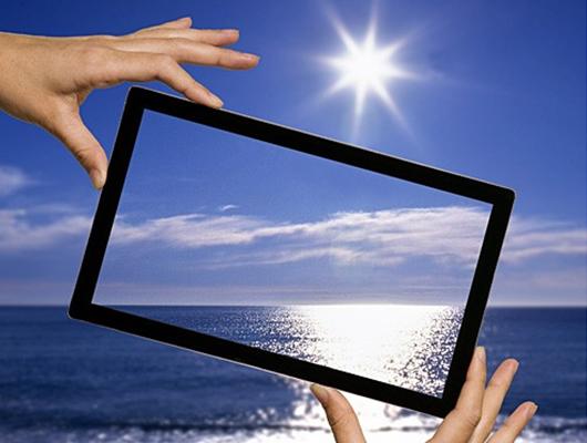 低反射(减反)玻璃