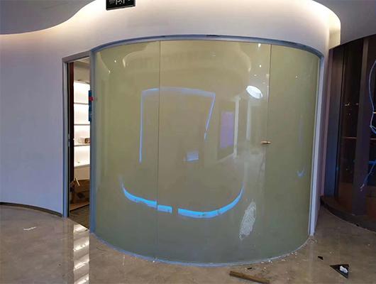 电控调光玻璃(雾化玻璃)